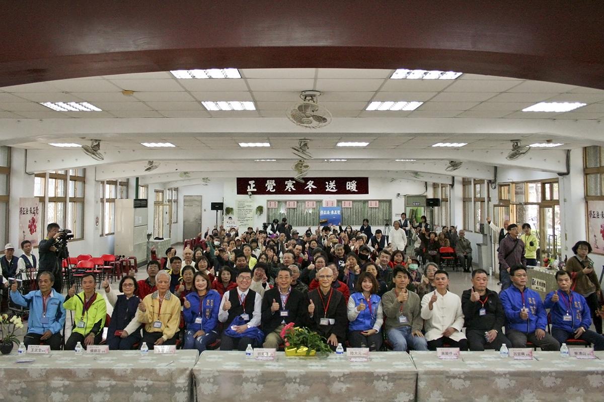 2019年度寒冬送暖新北市三重區(上午場)活動合照