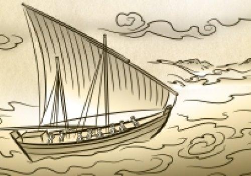 供佛功德-海生商主緣
